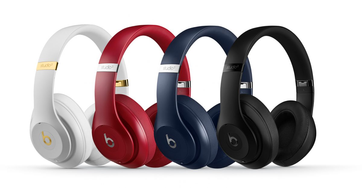 Beats By Dre Launches Beats Studio 3 Wireless Series