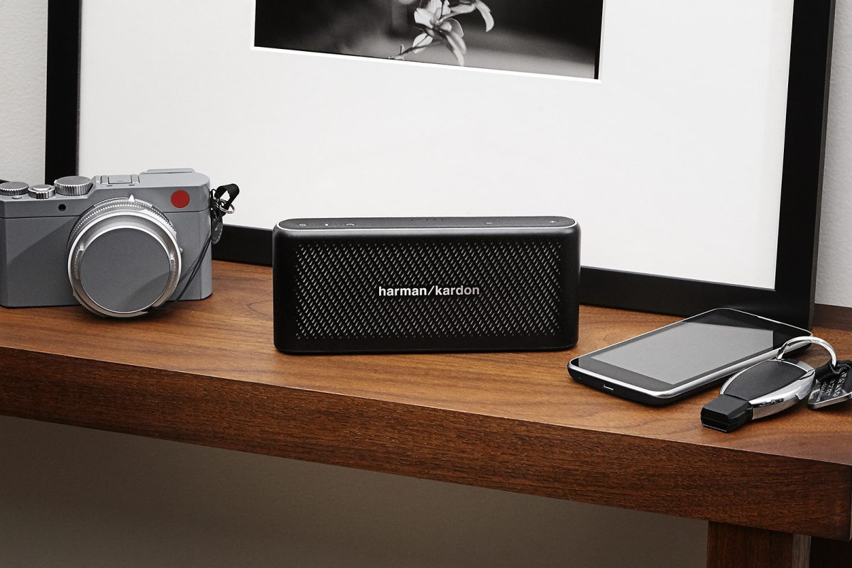Harman Kardon Traveler Bluetooth Speaker Review