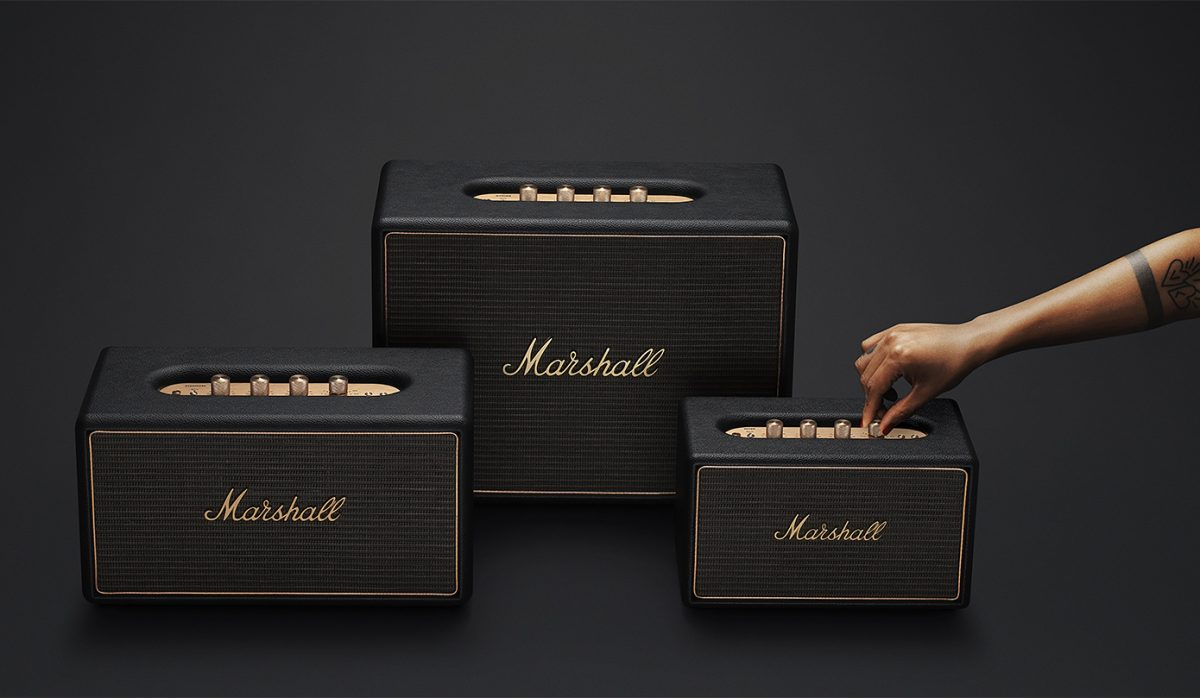 Marshall Wireless Multi-Room System is Here