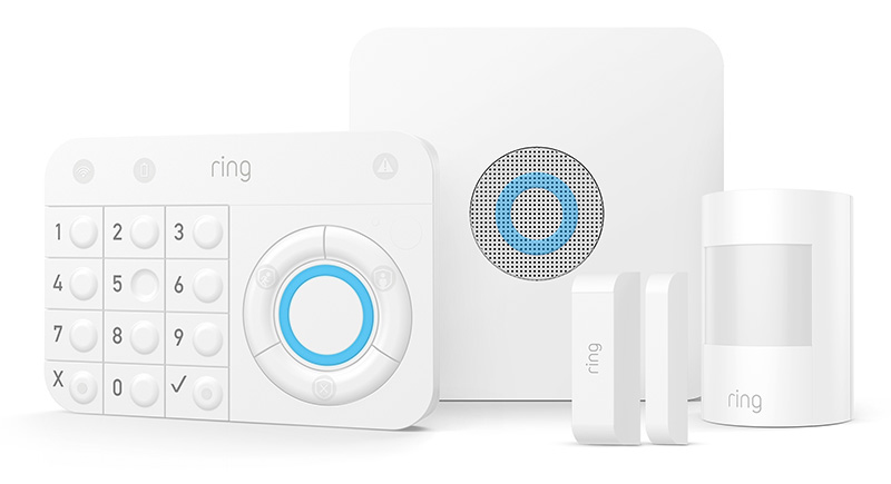 Ring Announces the Protect Security Kit