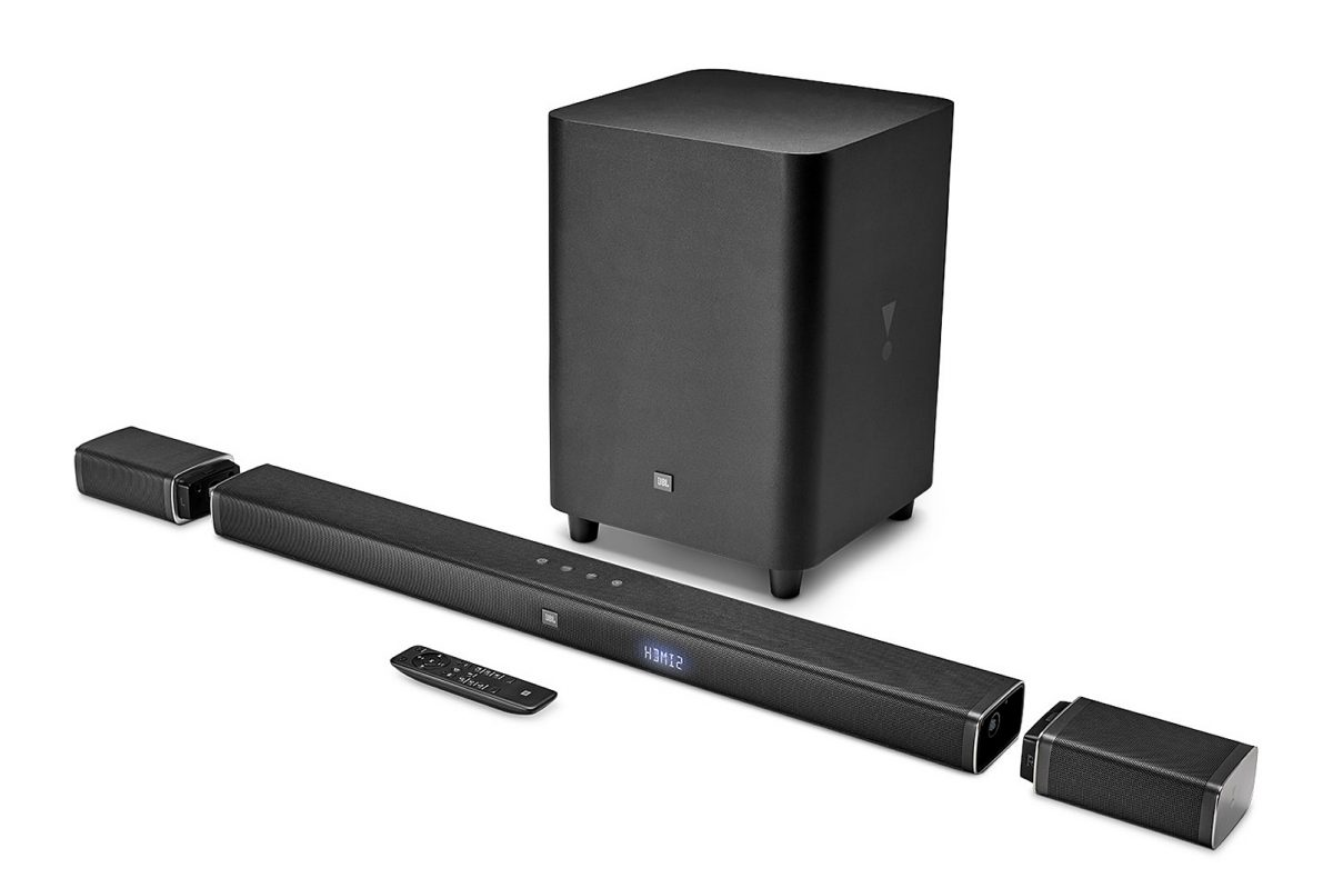 JBL Bar Series Soundbars Review